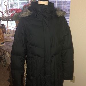 Columbia long coat